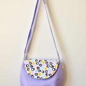 чанта с принт