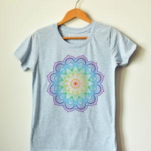 тениска с принт